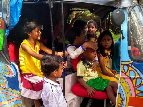 The Rickshaw Run from Rajisthan to Bangalore